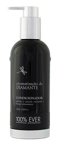 Condicionador Home Care - Cromatização de Diamante - Cem por Cento Ever