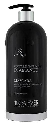 Máscara Cromatização de Diamante - 100 por Cento Ever