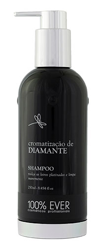 Shampoo Home Care - Cromatização de Diamante - 100% Ever